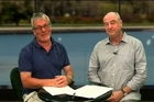 New Zealand Herald motoring correspondent Eric Thompson with guest Bob McMurray on some highlights of 2011 & predictions for 2012