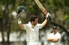Ed Cowan has earned his right to open Australia's batting against India. Photo / Getty