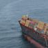 The profile of the stricken container ship Rena has changed dramatically as salvors remove containers from on board. Photo / Maritime New Zealand