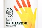 The Body Shop Hand Cleanse Gel. Photo / Babiche Martens