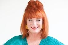 Author, chef and television presenter Peta Mathias. Photo / Emma Bass