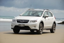 The Subaru XV hits the spot for Downunder preferences. Photo / Jacqui Madelin