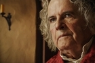The first trailer for The Hobbit: An Unexpected Journey has been released. Ian Holm as the older Bilbo Baggins. Still from video  / supplied