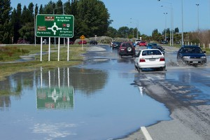More Christchurch residents could be leaving town for good if the quakes continue. Photo / Simon Baker