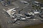 Christchurch airport. Photo / Brett Phibbs