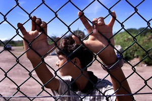 An Australia Green politician says asylum seekers require a humanitarian response, and safer pathways. Photo / File