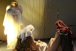 The real Christmas story is timeless. Photo / APN