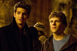 The Social Network was once on The Black List. Photo / Supplied