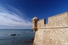 The old centre of Cadiz is a well-fortified enclave enclosed within solid walls. Photo / Thinkstock