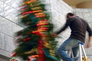 ACC warns accidents like these are more common than you think at Christmas. Photo / Thinkstock