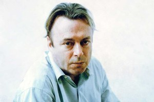 Christopher Hitchens. Photo / Supplied