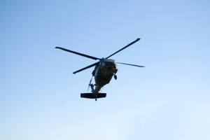 Three men in Taranaki have been winched to safety. Photo / Thinkstock