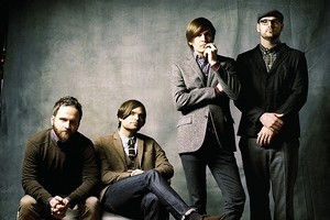 Death Cab For Cutie are coming to New Zealand for the first time. Photo / Supplied