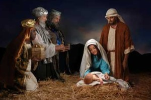 The reason Christians celebrate Christmas is that God took on human form and entered the world to redeem it. Photo / Thinkstock