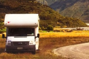 'The Great Kiwi Motorhome Guide: Exploring New Zealand by campervan or motorhome', by Jill Malcolm and Bill Savidan.