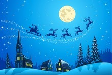 Santa's not the only one who takes to the skies at Christmas. More and more longhaul travellers are choosing to fly on December 25 to take advantage of low fares. Photo / Thinkstock