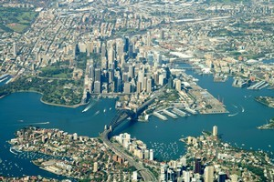 A joint study by the federal and state governments into aviation capacity in the Sydney region suggests Kingsford Smith Airport is nearing capacity. Photo / Thinkstock