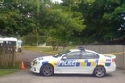 The Club Habitat holiday park in Turangi is right across the road from the local police station. Photo / APN