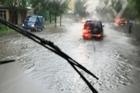Rising floodwatesr left many cars stranded. Photo / Thinkstock