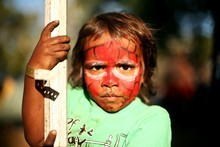 Aborigines and Torres Strait Islanders are not included in Australia's constitution. Photo / Getty IMages
