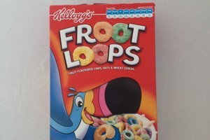 Froot Loops. Photo / Supplied