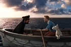 Despite some over-acting on the part of Andy Serkis' Captain Haddock, TinTin remains an exhilarating ride. Photo / Supplied