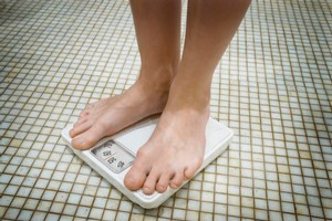 Losing weight is top of Kiwis' resolution lists. Photo / Supplied
