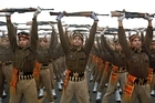 India is spending heavily on modernising its military capability. Photo / AP