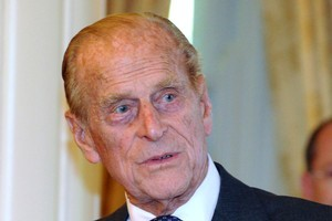 Prince Philip is set to remain in hospital under observation for a while longer. Photo / AP