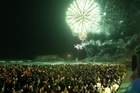 Fireworks will still happen, but the New Year's Eve event at Mount Maunganui's main beach is being called off due to poor weather. Photo / File