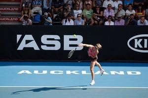 Maria Sharapova. Photo / Dean Purcell