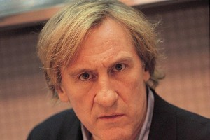 Gerard Depardieu. Photo / Supplied