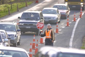 Speed is estimated to contribute to about a third of all fatal crashes. Photo / APN