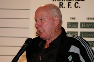 Ian MacRae was named an Officer of the New Zealand Order of Merit in the New Year's Honours. Photo / APN
