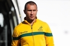 Quade Cooper. Photo / NZPA