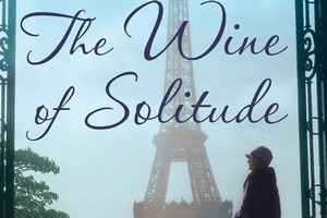 Book cover of The Wine of Solitude. Photo / Supplied