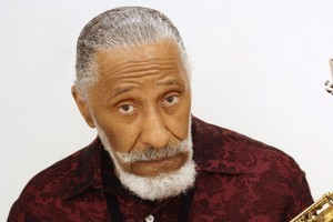 Sonny Rollins. Photo / Supplied