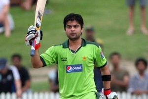 Ahmed Shehzad. Photo / Getty Images