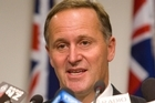 Prime Minister John Key yesterday refused to work with NZ First leader Winston Peters after this year's general election, set for November 26. Photo / Mark Mitchell