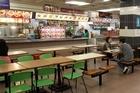 Food Alley foodcourt on Albert Street. Photo / Janna Dixon
