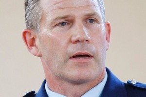 Superintendent Bill Searle has confirmed an investigation took place. Photo / NZ Herald
