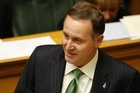 John Key's move has dumped Winston Peters in Labour's camp. Photo / Mark Mitchell