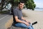 Derek Handley, a New Zealand tech entrepreneur, specialising in Mobile Technology. Photo / Paul Estcourt