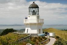 Awhitu Peninsula's lighthouse. Photo / Greg Bowker