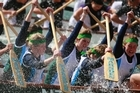 The dragon boat final will be closely contested. Photo / CityLife West