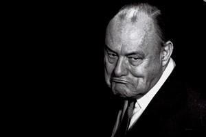 Sir Robert Muldoon. Photo / APN