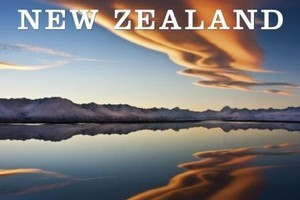 New Zealand: Eye on the Landscape. Photo / Supplied