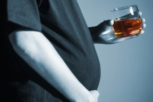 Alcohol was amongst a list of other detrimental substances exposed to the unborn child. Photo / Thinkstock