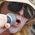 Ariel Pink's Haunted Graffiti perform at Laneway in Auckland's Aotea Square. Photo / Richard Robinson