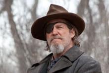 Jeff Bridges in a scene from 'True Grit'. Photo / AP